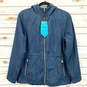 Free Country Hooded Water Resistant Jacket